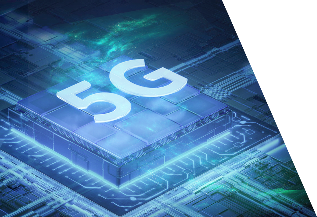 Incredibly Efficient 5G-Integrated Chip