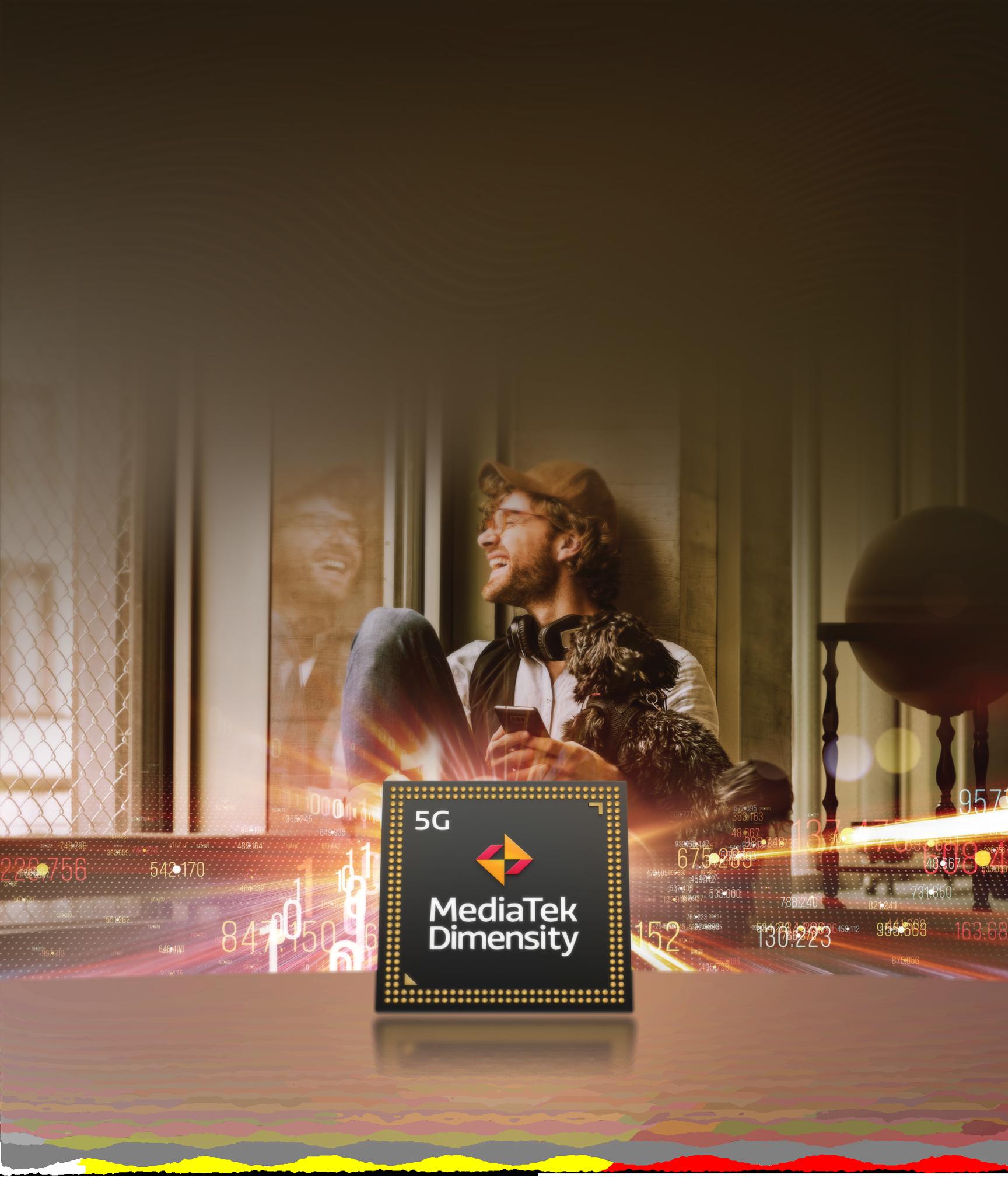MediaTek anuncia chips Dimensity 920 y Dimensity 810 para teléfonos inteligentes 5G