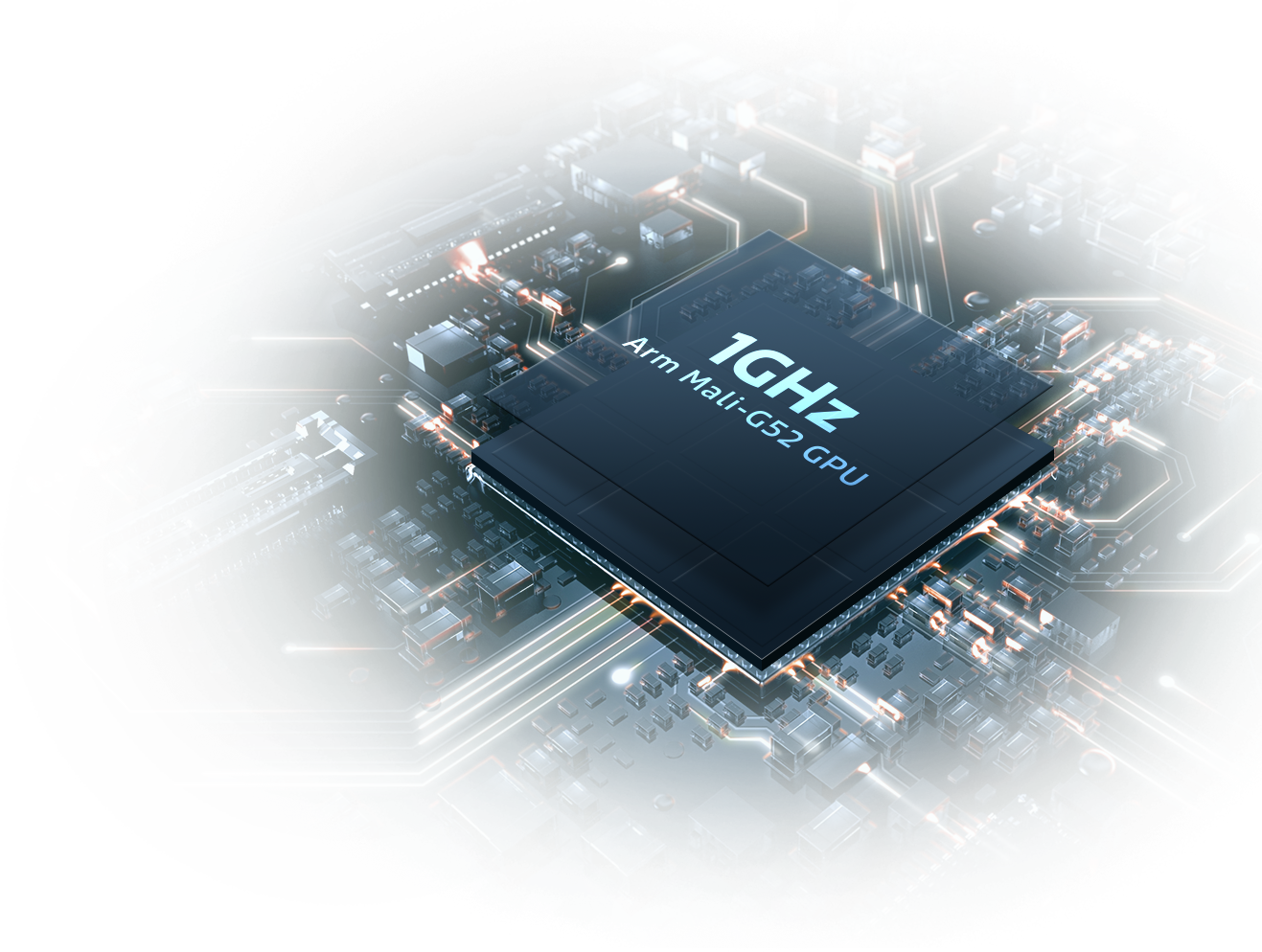 Pumped Up Gaming chipset