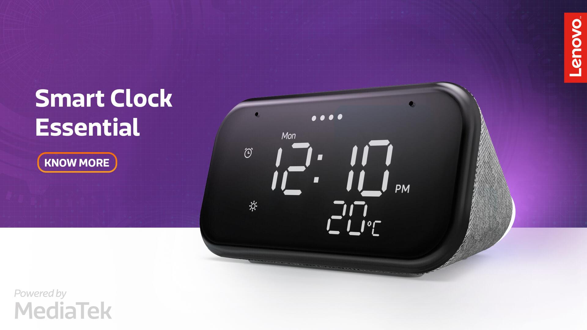 Smart-Clock-Essential