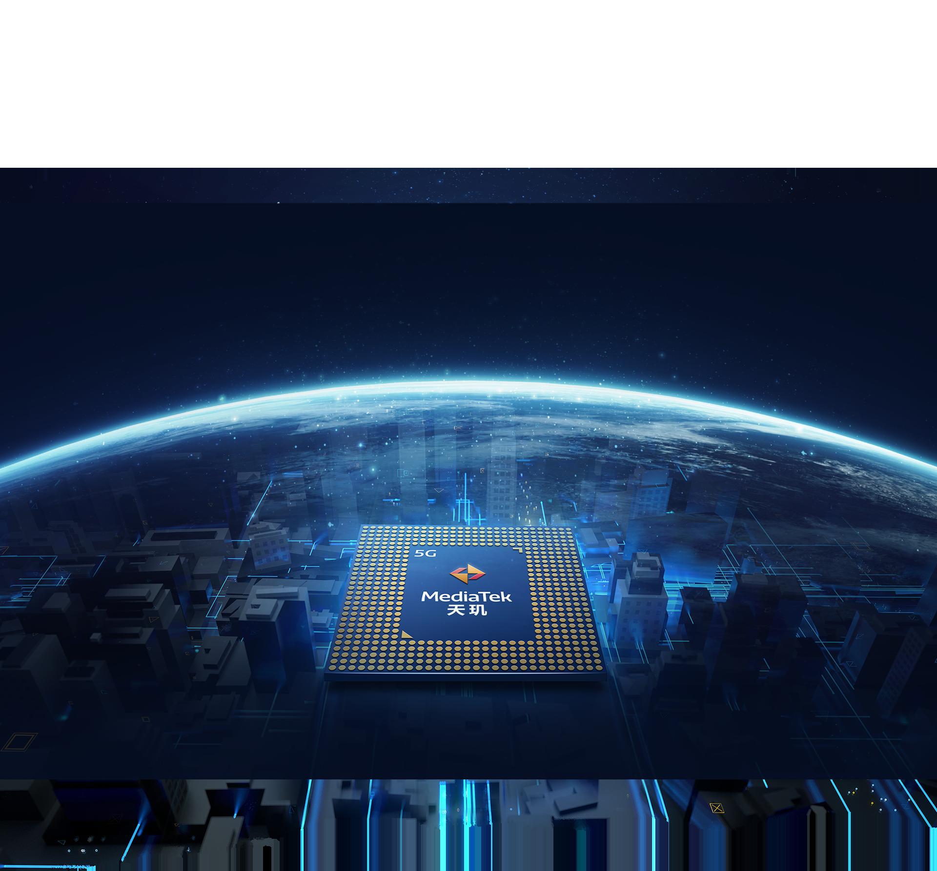 天玑 – MediaTek 5G SoC