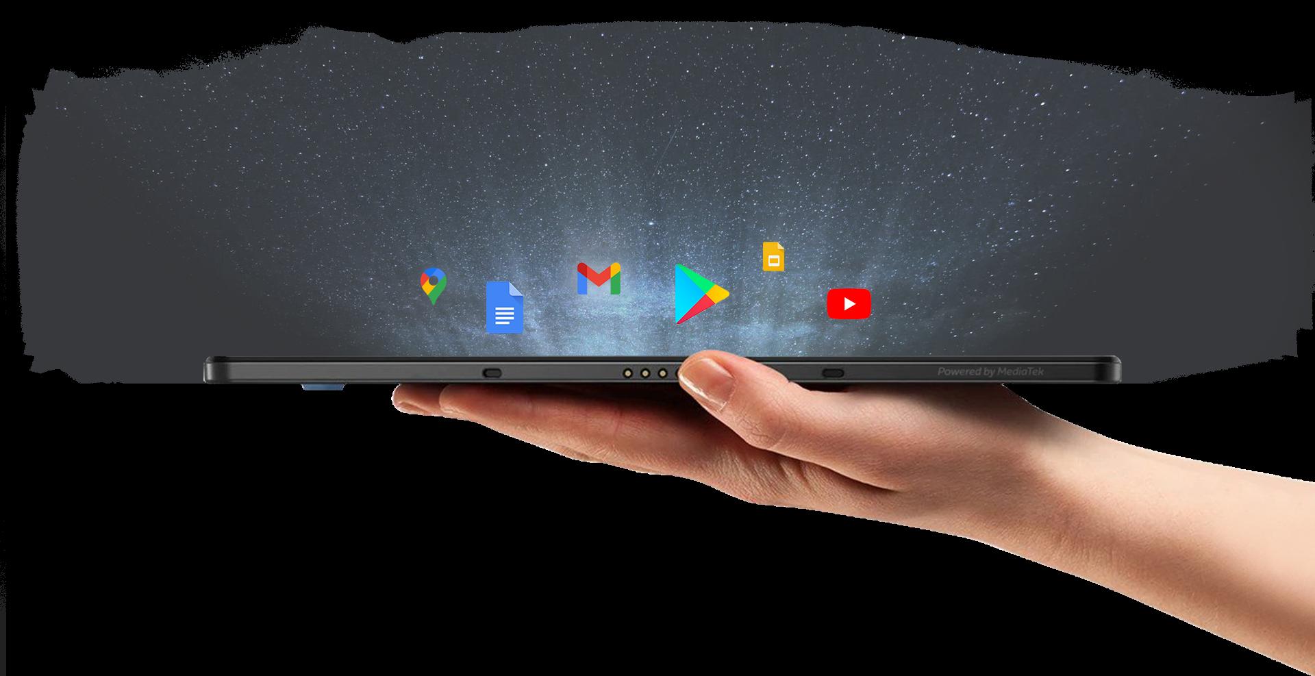 <br>Why Chromebook with MediaTek?