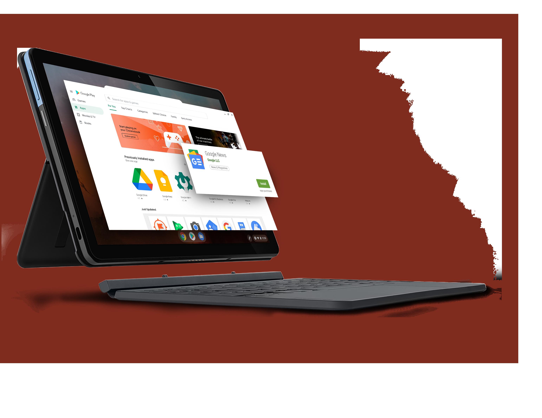 Chromebook-portfolio